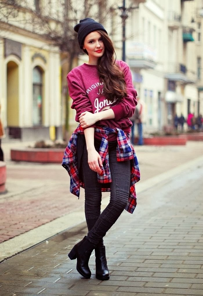 Weekly Fashion Update Vintage Flannels For Fall Love